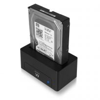 USB 3.1 Gen1 (USB 3.0) Docking Station for 2.5 and 3.5 inch SATA HDD/SSD