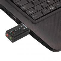 USB Audio adapter 7.1