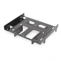 Staffa di montaggio 5.25 pollici per HDD/SSD 2.5 e 3.5 pollici